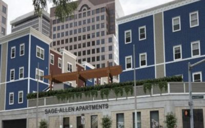 The Redevelopment of Student Housing