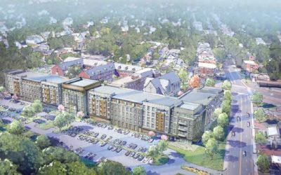 W. Hartford OKs $60M Convent Redo into apartments